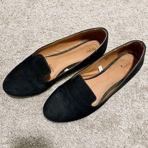 Merona Black Loafers